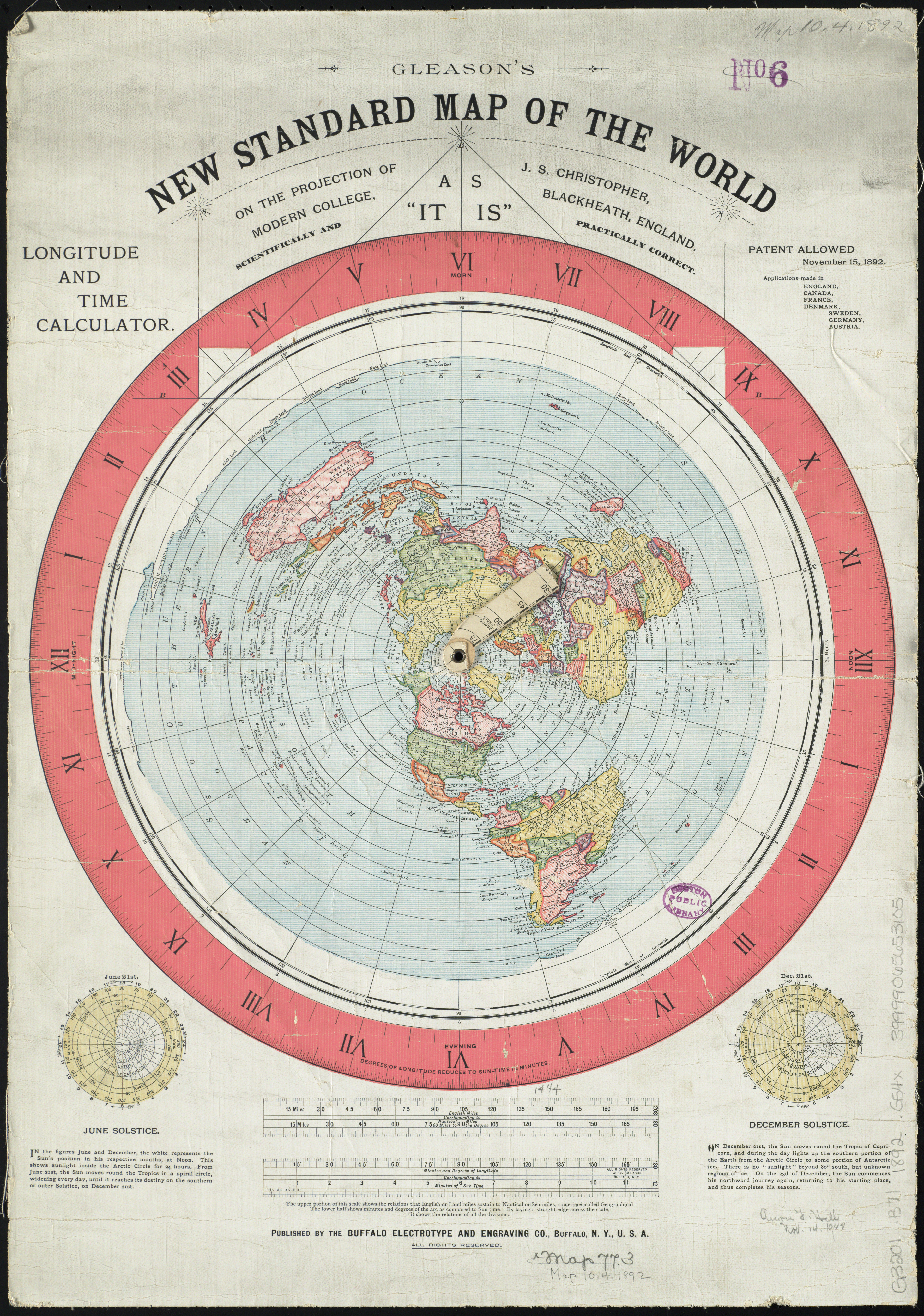Flat earth maps page 5 gumiabroncs Images