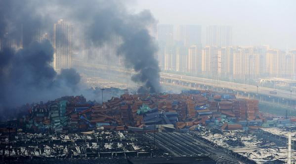 1 Tianjin Blast