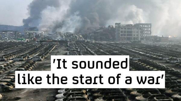 4 Tianjin Blast