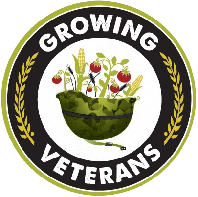To empower military veterans to grow food, communities, and each other.