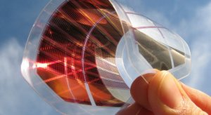 Thin, flexible solar