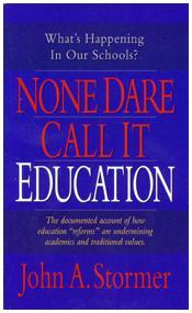 None Dare Call It Education!