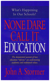 None Dare Call It Education!