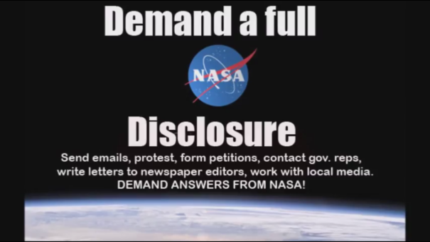 18 Oct 2015 NASA Truth Bombed