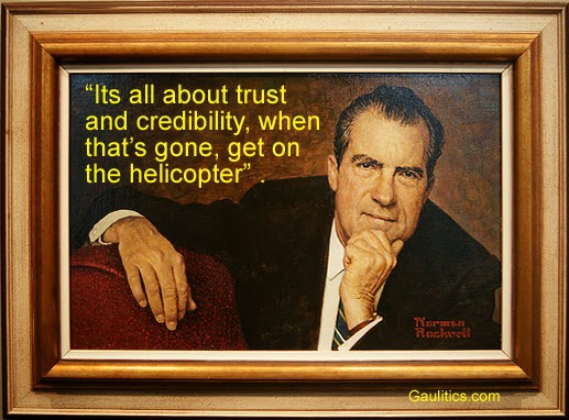 Nixon's Lesson for NASA