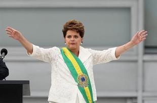 Brazil's President Dilma