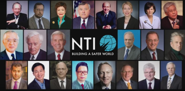 Founders Ted Turner and former U.S. Senator Sam Nunn serve as co-chairs of the board of directors, which includes prestigious international membership.