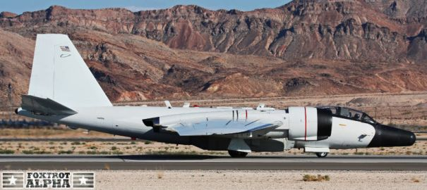 WB-57 NASA African Flight1
