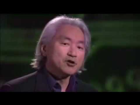 "Michio Kaku is a elite globalist NWO SHILL, disguised as a ""scientist""."