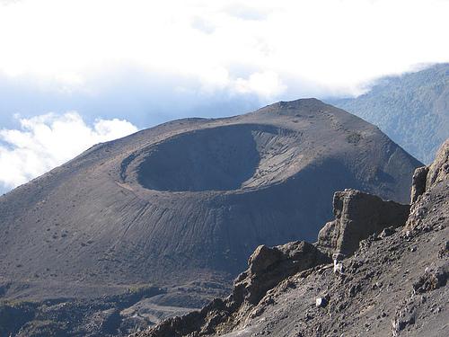 Meru Mountain Tanzania Africa