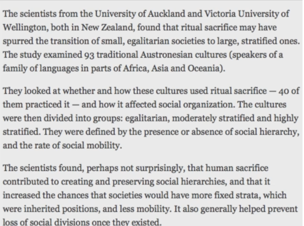 2016 Scientists Link Ritual Human Sacrifice To Modern Society_2