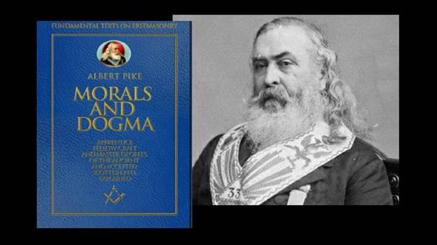 1872 Albert Pike Morals and Dogma