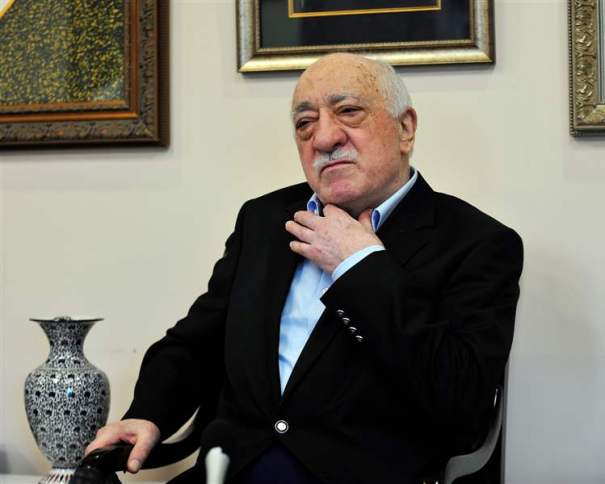 Gulen Accused in failed Turkey military coup