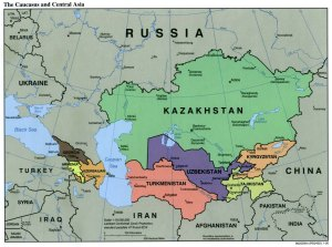 2016 Black and Caspian Seas Strategically Important In World War