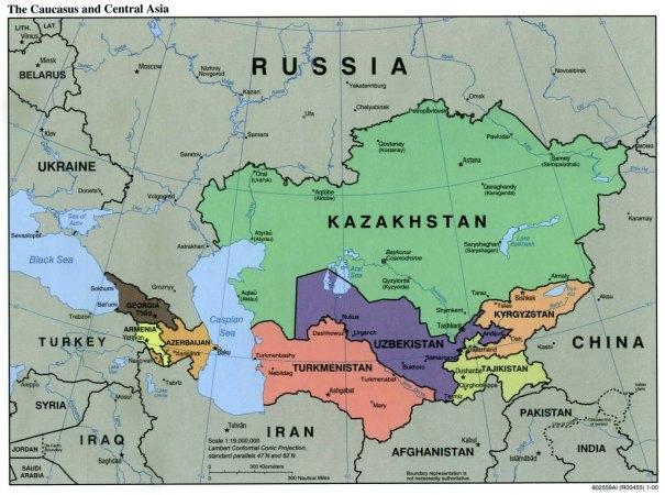 2016 Black and Caspian Seas Strategically Important In World War