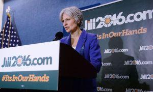 2016 Jill Stein US Presidential candidate
