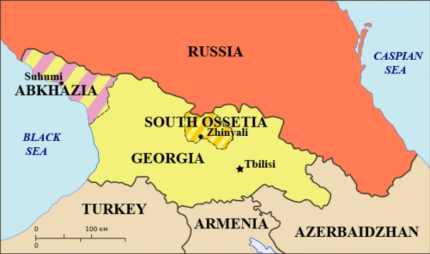 2016 South Caucasus Military Strategic and potentially a flashpoint region