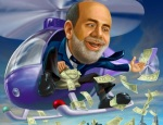 Ben Bernanke: The Father of Lies founder of U.S. model of Helicopter Money