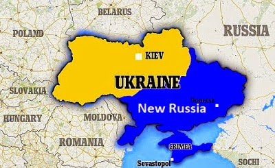 Nato forcing the conflict Novorossiya or New Russia is a Possible outcome.