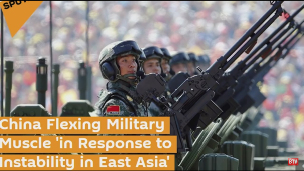 2016 September: Russia & China WW3 Military Games In The South China Sea