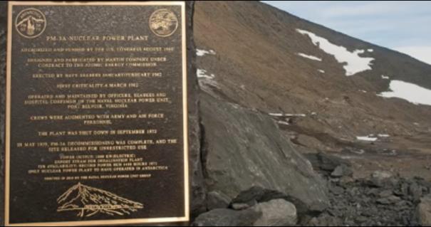 Antarctica Nuclear Reactor Disaster atMcMurdo station