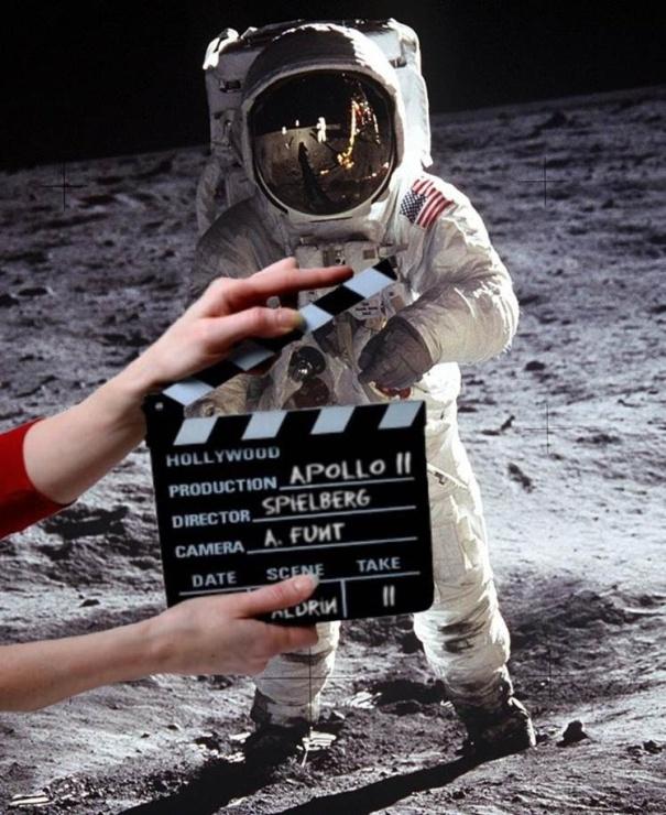 Apollo11 3 men on the moon_by spielberg
