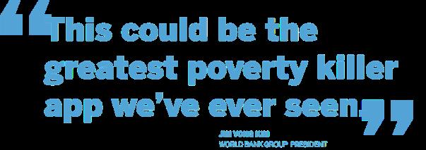 Jim Yong Kim, President of the World Bank Group