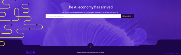 The A.I. Economy has arrived.