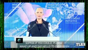 Robot Awarded Citizenship