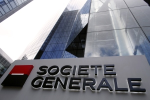 Société Générale has announced it is closing 300 branches and firing 3450 staff.