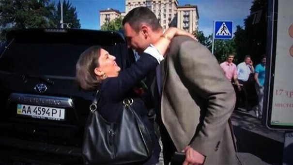 Maidan and Victoria Nuland connected to the overthrow of the Ukraine government