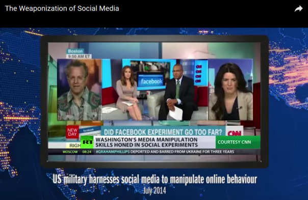 Mass Media Manipulation was honed by Social Experiments.