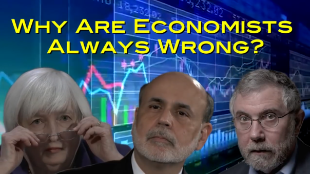 Why are economists always wrong?
