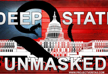 Deep State Unmasked, by Project Veritas September 2018.