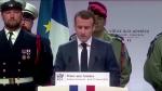 """gilets jaunes protestation oppose the policies: à l'Armée Européenne """"Junker-Merkel-Macron""""..."""